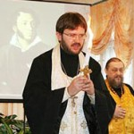 Священник Константин Слепинин