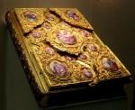 Святое Евангелие читает архидиакон Герман (Дубов)