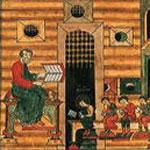 Пасха. Древние знаменные песнопения