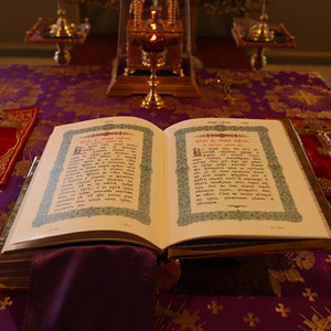 Утреня с чтением 12-ти Евангелий Страстей Христовых