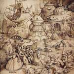 Семь смертных грехов и религиозные добродетели, противостоящие им