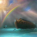 Беседы на Книгу Бытия: Всемирный Потоп. Гибель 1-го мира