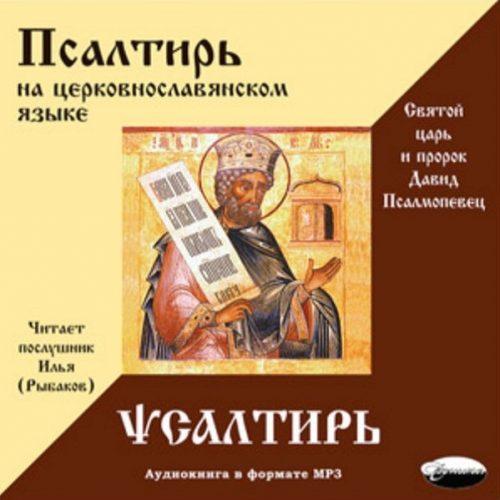 Псалтирь на церковнославянском языке (Илья Рыбаков)
