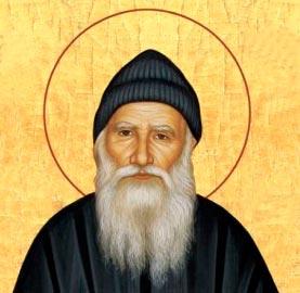 Цветослов советов — преподобный Порфирий Кавсокаливит