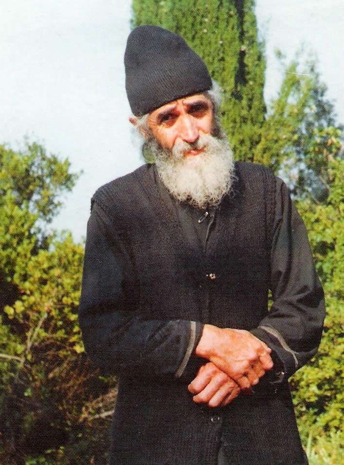 Преподобный Паисий Святогорец (Эзнепидис)