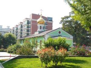 圣母安息教堂 ,北京