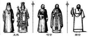 东正教的神职