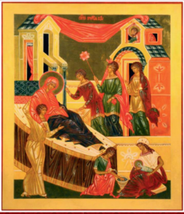 圣母诞生节