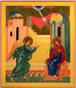 聖母領報節