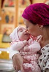 Особенности духовного воспитания ребенка в первый год жизни