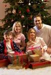 Новый год в православной семье