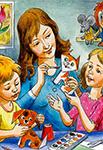 Играть с ребенком и получать удовольствие?