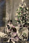 Как новогодняя елка превратилась в рождественскую…