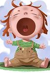 Что делать, когда ребенок устраивает «сцену»?