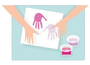 Все о пальчиковом рисовании