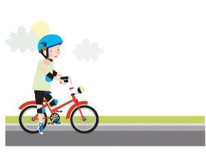 mama 1 300x222 - Как научить ребенка кататься на двухколесном велосипеде