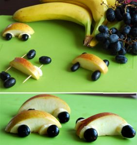veg22 282x300 - Поделки из овощей и фруктов