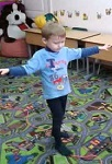 Игры на развитие координации движений для детей дошкольников 3-4 лет