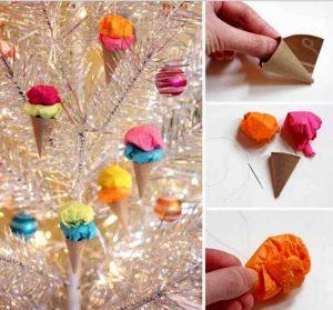 igrushki10 300x279 - Новогодние ёлочные игрушки своими руками