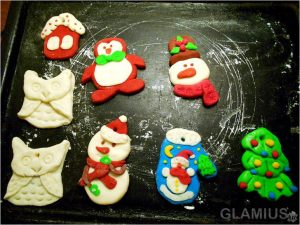 novogodnie elochnye igrushki 300x225 - Новогодние ёлочные игрушки своими руками