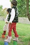 Подвижные игры с правилами для дошкольников