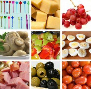 menu08 300x294 - Детский день рождения. Как организовать и провести детский праздник дома. Советы. Рецепты