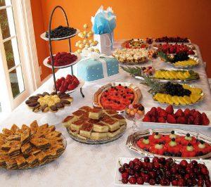 menu14 300x266 - Детский день рождения. Как организовать и провести детский праздник дома. Советы. Рецепты