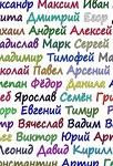 Словарь-справочник русских личных имен
