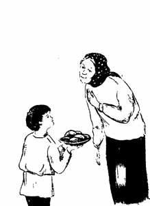chudnay 219x300 - Православные рассказы для детей. Живые картинки