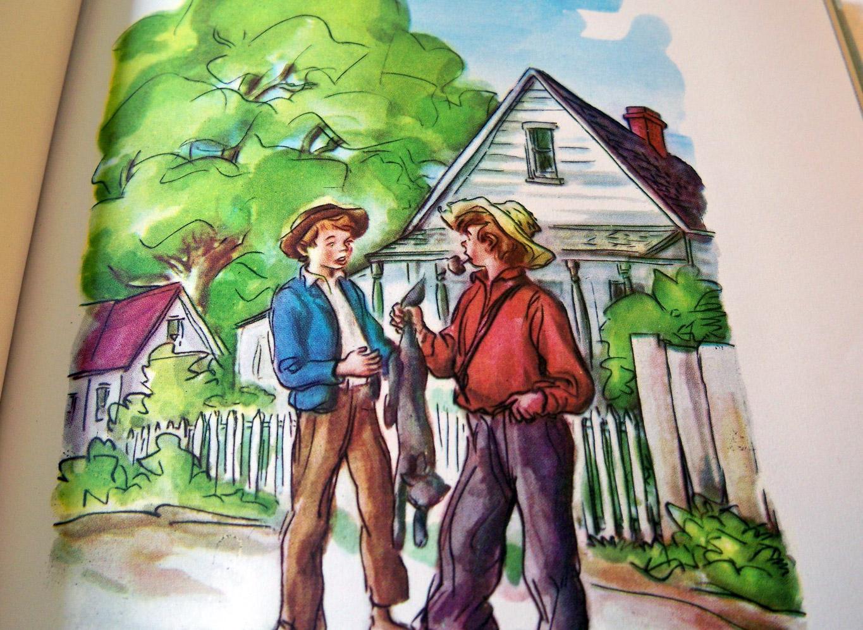 Картинки к книги приключения тома сойера