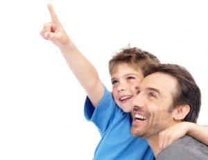papa i rebenok 300x231 300x231 - Роль отца в воспитании ребенка
