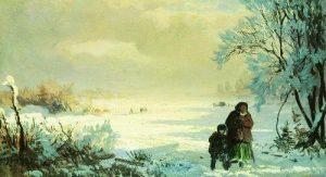 19vasiliev 300x163 - «По ветвям развешен иней»: зимний Фет – детям