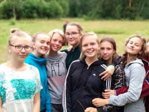 Lager.Devchonki 300x225 - О. Никита Заболотнов: как правильно организовать летний лагерь?