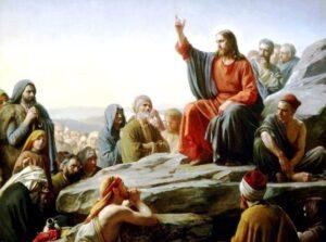jesus parables2 768x671 1 300x223 - Счастье есть – говорят Заповеди блаженства