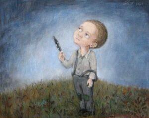 406327 original 300x239 - Ангелы Нино: живопись как паломничество в детство
