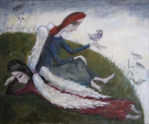 414117 original 300x250 - Ангелы Нино: живопись как паломничество в детство
