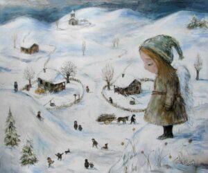 420645 original 300x250 - Ангелы Нино: живопись как паломничество в детство