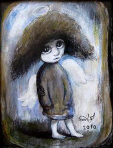 424085 original 230x300 - Ангелы Нино: живопись как паломничество в детство