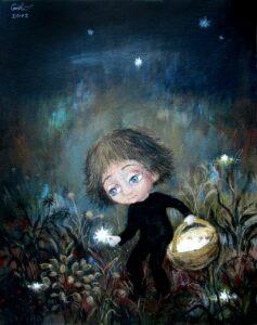 426282 original 1 237x300 - Ангелы Нино: живопись как паломничество в детство