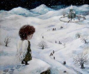 427492 original 300x249 - Ангелы Нино: живопись как паломничество в детство