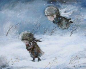 73312 556465107698081 1011034657 n 300x240 - Ангелы Нино: живопись как паломничество в детство