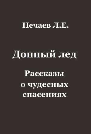 Донный лед. Рассказы о чудесных спасениях — Нечаев Л.Е.