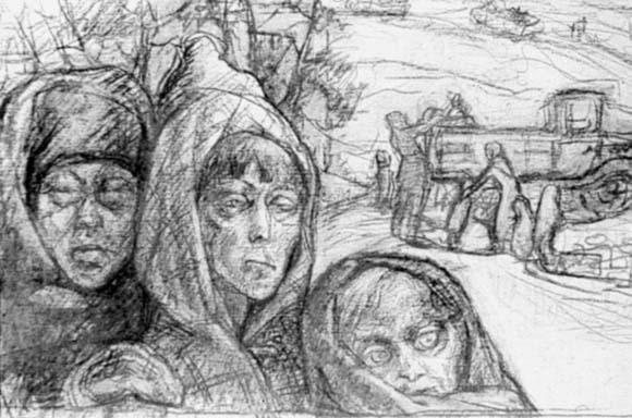 Мученики ленинградской блокады — Елена Марттила, Светлана Магаева |