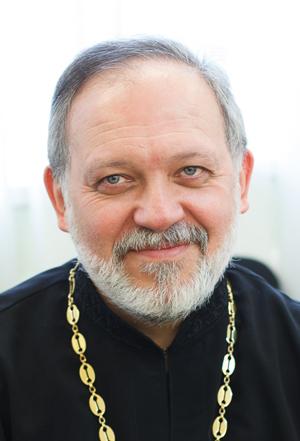 Возлюби ближнего своего! — священник Александр Дьяченко