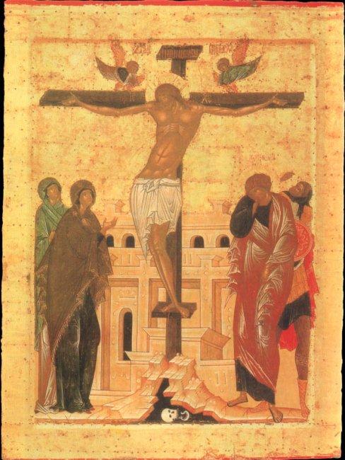 Рис. 14. Распятие, Успенский собор Кирилло-Белозерского монастыря. 1497 г..jpg