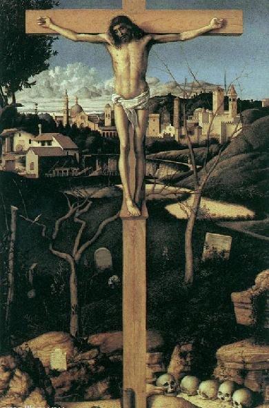 Рис. 16. Джованни Беллини - Распятие, 1501 г..JPG