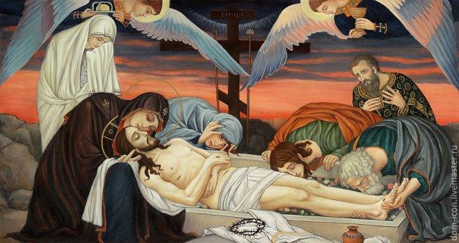 Беседа на 12 Страстных Евангелий