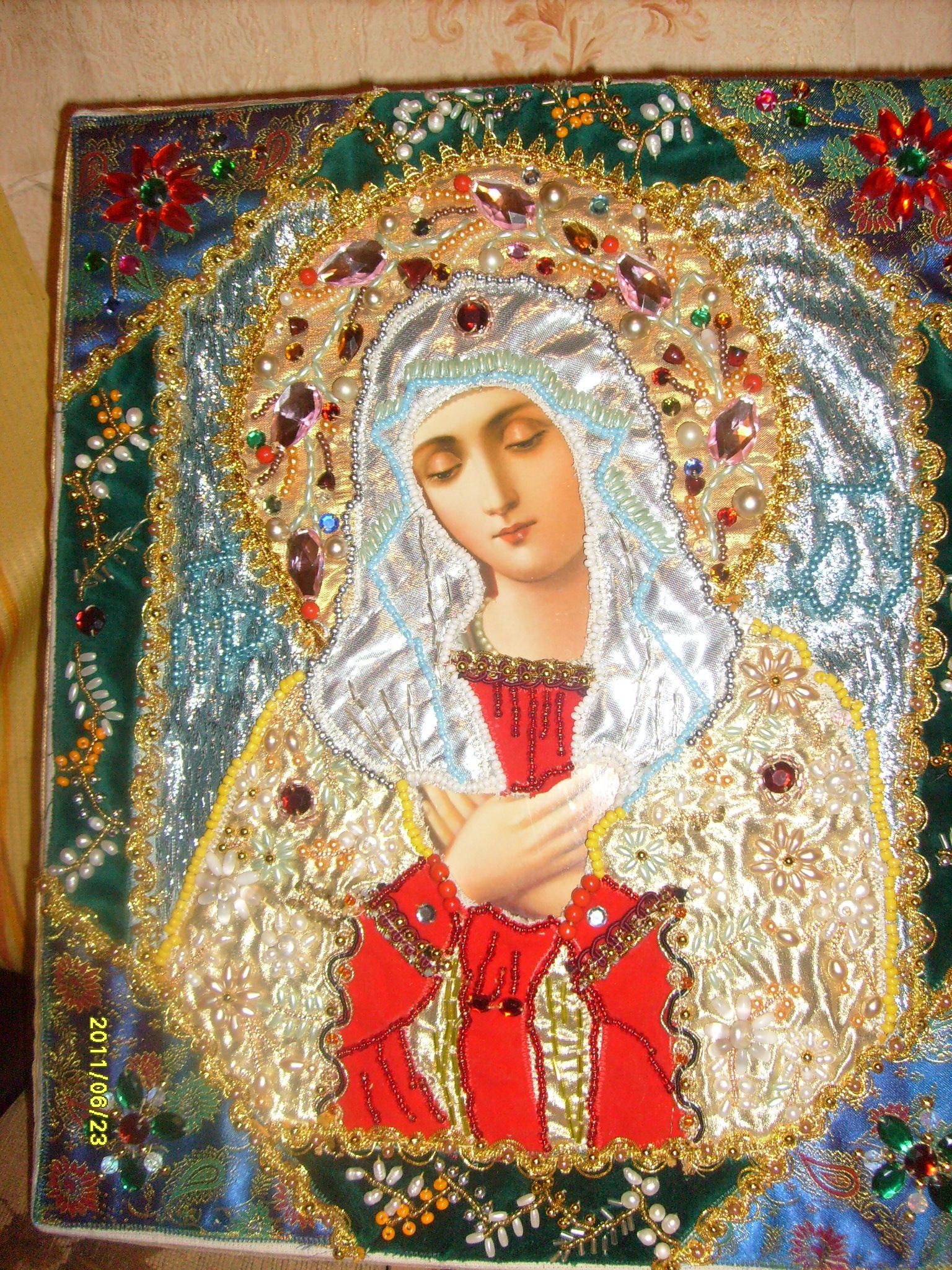 икона умиление молитва
