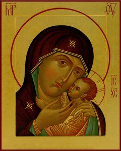 Касперовская икона Пресвятой Богородицы