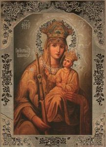 Икона Богородицы Белыничская